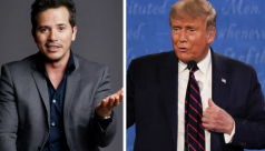 Actor John Leguizamo explains how Trump...