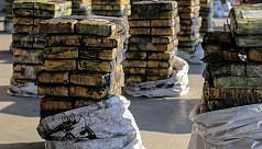 Belgium seizes record 11.5 tons of cocaine