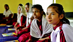 Education for girls is in a crisis amid a crisis