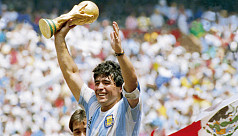 Argentina football legend Maradona dies of heart attack