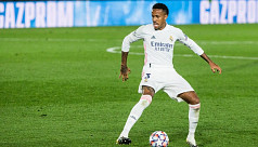 Militao tests Covid-19 positive