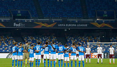 Diego will never die: Napoli honor Maradona...