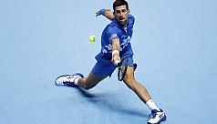 Djokovic sweeps aside Schwartzman at...