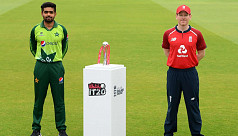 England return to Pakistan for...