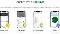 French users sue Muslim prayer app over alleged US army links