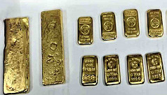 Man arrested with gold bars worth 1.43C in Chittagong