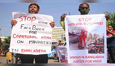 Hindu Buddhist Christian Oikya Parishad protests attacks on minority communities