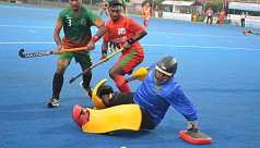 Army thrash Police in President Cup Hockey