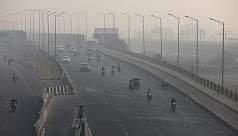 New Delhi suffers most toxic air in...