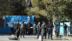 Afghan forces capture mastermind of Kabul university attack