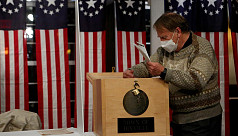 New Hampshire towns deliver first election day results
