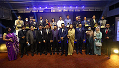 JCI Bangladesh awards 10 youths for outstanding contribution to society