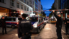 Vienna attack: Eight detained after had previous convictions