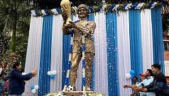 The man who divided football-mad Kolkata