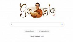Google Doodle celebrates playwright...