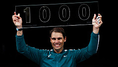 Nadal claims 1,000th Tour win