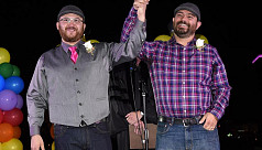 Nevada becomes first US state to recognize gay marriage in its constitution