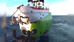 New Chinese submersible reaches Earth's...