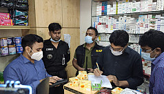 Dhaka diagnostic centre employee fined 10L over expired medicine, surgery without doctor