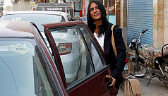 Pakistan's first transgender lawyer...