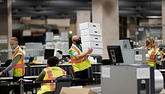 Judge reviews ballot counting in suburban Philadelphia