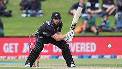 Phillips' fastest T20 ton for Kiwis in series win