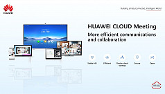 Huawei enters the video conferencing ring