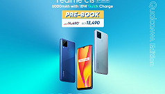realme C15 Qualcomm Edition up for pre-order...