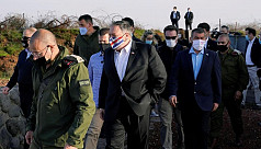 Pompeo 1st US top diplomat to visit...