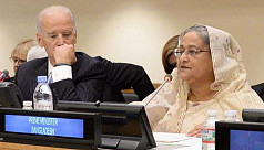 PM Hasina greets new US President Joe Biden
