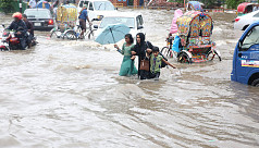 City corporations to eliminate waterlogging...