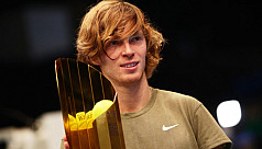 Rublev claims fifth title in 2020