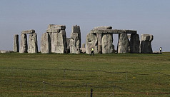 Stonehenge first erected in Wales