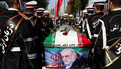 Iran lays to rest nuclear scientist...