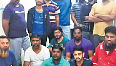 5 abducted Bangladeshis rescued from...
