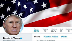 Twitter, Facebook flag Trump post questioning...
