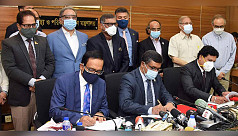 MoU signed to buy 30 million doses of...