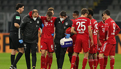 Bayern waiting to see extent of Kimmich...