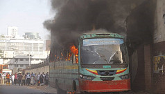 Fakhrul on arson attack: Govt agents responsible for torching buses