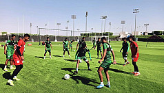 All booters Covid-19 negative, train at Aspire Zone