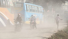 Minister vows tough fight against air pollution in Dhaka