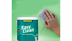 Berger Easy Clean: Cleaning walls made...