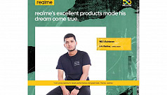 Bangladeshi youth top achiever in realme...