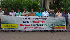 Demand to declare Karnaphuli country's national river