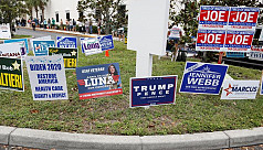 Polarized electorate, mail-in ballots...