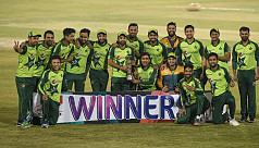 Qadir inspires Pakistan to whitewash...