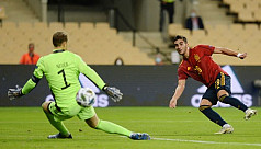 Spain hammer Germany 6-0 to reach Nations...