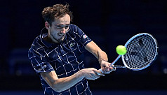 Medvedev destroys Djokovic at ATP Finals