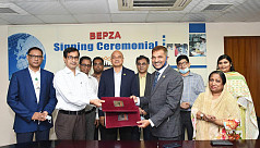 UK-Bangla joint venture to invest $15.5mn at Adamjee EPZ