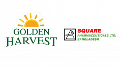 It's Golden Harvest and Square Pharma's...